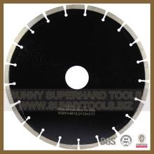 Hoja de disco de corte de diamante para hormigón