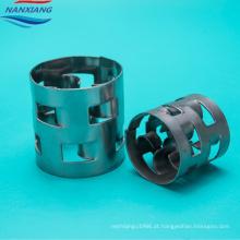 SS304 SS316 Metal Anel de Pall de Embalagem Aleatória