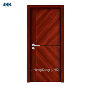 JHK  Melamine Laminated Plywood Finish Door Factory
