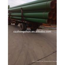 3PE Stahlrohr / CS PAINTED PIPELINE / 2PE TUBE PE BESCHICHTETE API