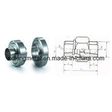 Stainless Steel Threaded Union (JB/ZQ4416)