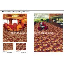 Wilton Broad Loom Wool Hotel Tapis