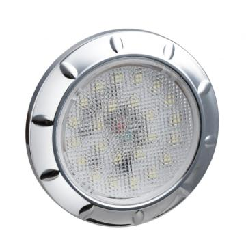 Caravan Chrome Dome Interior Light