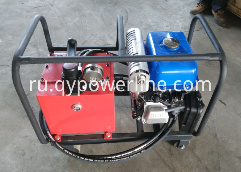 Gasoline Hydraulic Pump
