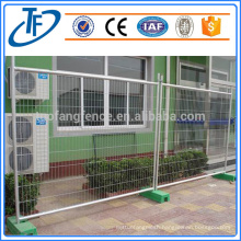 Factory direct sale high quality pvc coated temporary pool fence