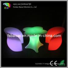 LED Bar Coffee Tea Light Table