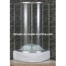 Corner Shower Room Units (E-18)