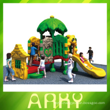 2014 kids amusement park plastic playground with factory price