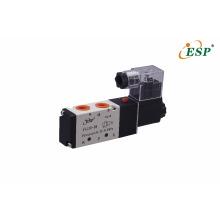 Válvula de aire neumática de la válvula solenoide de la serie 4V2 de 5/2 manera o de 5/3 manera