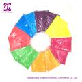 Festival de couleurs holi non toxique pour lancer