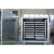 Round Vacuum Drying Machine for Pharmaceutical Synthesis