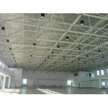 Al-Mg-Mn Panel Steel Frame Structure Bus/Train Station Design