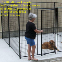 10'x10'x6' все сварные антикоррозионная средних и крупных псарен собаки