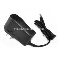 Perjalanan 15W AC DC Supply Power Adapter
