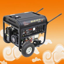 air-cooled OHV gasoline power generator WA6600-K