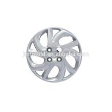Le moule de couverture de roue de pièce automatique adapté aux besoins du client de construction de Rational