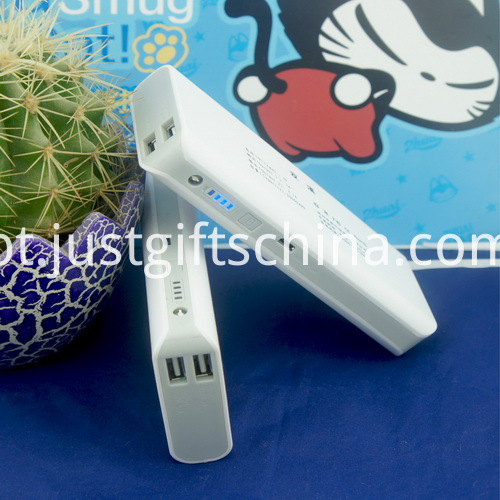 Promotional Led Flashlight Power Bank 6500mAh_3