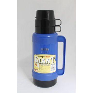 Giant Vakuum Flaschen mit 2 Cups, PP Körper, Glas Liner