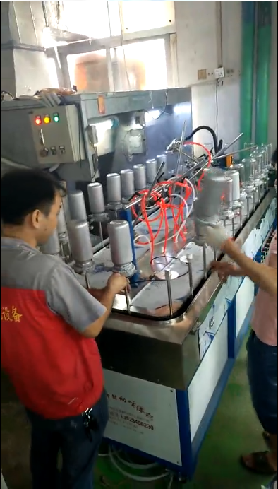 Glass Bottles Painting Machine