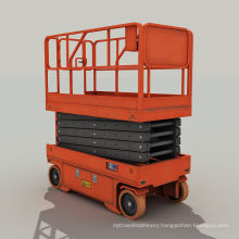 green house scissor lift