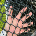 PVC Coated Woven Chain Link Fence For Animal