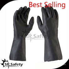 SRSAFETY industrial anti oil and anti chemical gloves also for house working