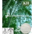10%, extrait organique de feuille de bambou de silicium de 70%