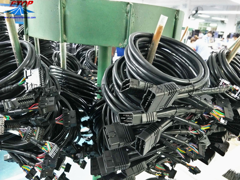 OBD cables manufacturing