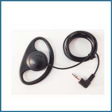Single Side Ear-Hook Headphone for Meeting, Interphone or Guide
