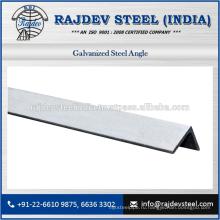 Высокое качество строительства равные и неравные горячего погружения Гальванизированный стальной угол