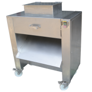 Meat shredder cutter machine
