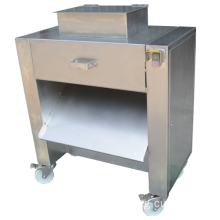 Meat shredder cutter machine