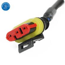 câblage du capteur de température du liquide de refroidissement