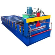 13-65-850 hoja de techado rollo máquina que forma la máquina heibei