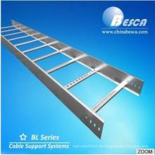 Kabelleiterablage mit Seitenschiene - Standard / NEMA / OEM