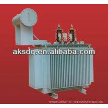 Transformador de potencia S9, S11