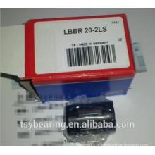 Rolamento de esferas linear LBBR 3-2LS