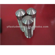 metric threaded studs for arc stud welding