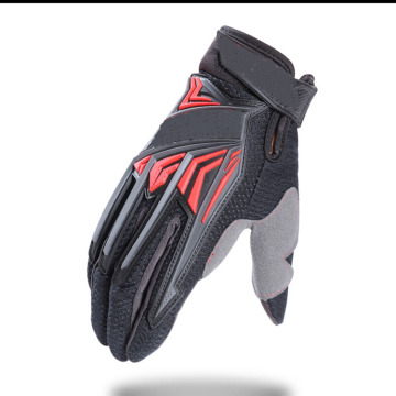Full finger cycling professional motorcycle gloves