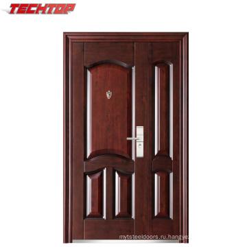 ТПС-078sm Экстерьер современный дом, Дом, Материал стали безопасности дверь