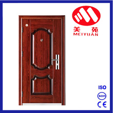 2017 New Model Design Steel Security Entry Door Apartment Doors