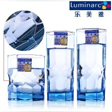 Luminarc Blue Glass Color Glass Tumbler (J4135)