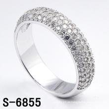 Neueste Design Modeschmuck Sterling Silber Ring (S-6855. JPG)