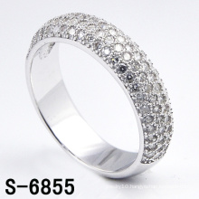 Latest Design Fashion Jewelry Sterling Silver Ring (S-6855. JPG)