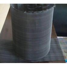 Epoxy beschichtetes Maschendraht / schwarzes Drahtgewebe / schwarzes Eisengewebtes Tuch