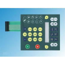 metal dome membrane keypad switch with