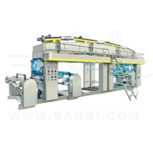 Laminating Machine (Photoelectric Error-Correction High-Speed)