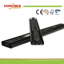 Black Steel Kugellager Slide / Schublade Slide Runner