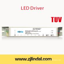 18W LED Driver corrente constante (caixa de Metal)