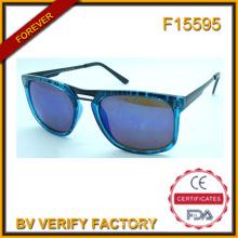 F15595 De haute qualité en gros lunettes de soleil mode 2016